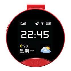 ZGPAX S9 1,22 высокой четкости верно-цвет ips круглый экран gps часы удаленного мониторинга дети gps трекер SOS вызова при аварийной ситуации