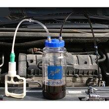 1 Unidad 2 l bomba Manual Universal de aceite, bomba de succión de aceite, artefacto de bomba de vacío, herramienta de mantenimiento de bomba de vacío