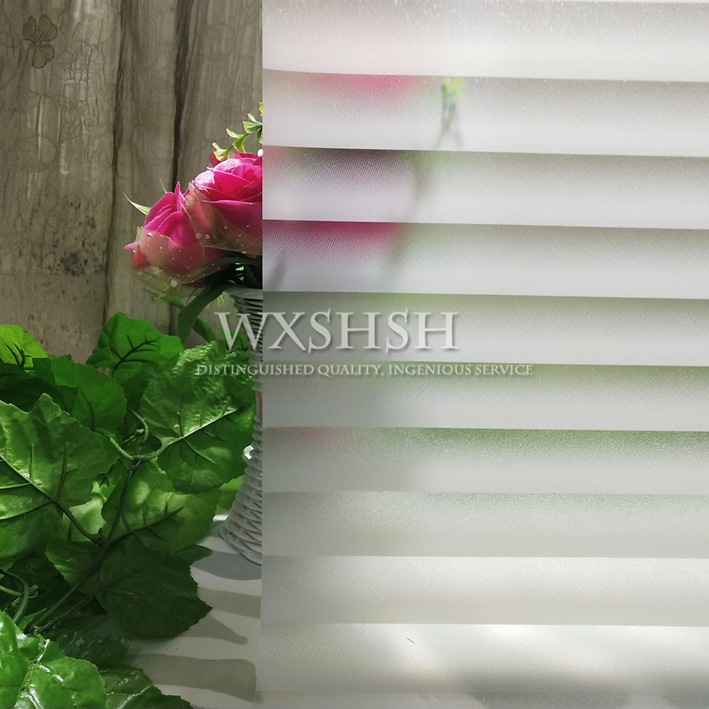 Miraculous Us 7 36 33 Off Vinyl Self Adhesive Window Film Door Glass Privacy Bathroom Window Stickers Static Clings Anti Uv Shutters Frosted Pattern In Interior Design Ideas Tzicisoteloinfo
