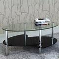 VidaXL 3-уровневый журнальный столик из закаленного стекла  металлическая рамка  черный журнальный столик в сборе  современные уличные столы  м...
