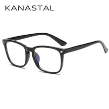 Anti Blue Rays Computer Glasses Women Blue Light Coating Gaming Glasses Men Unisex Harmful light Blocking Eyewear(China)