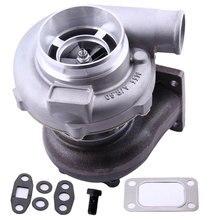 터보 차저 GT30 GTX3071R GT3071R GT3076 터보 차저 4 볼트 배기 플랜지. 82 A/R .60 압축기 터빈 균형 엔진