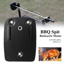 Барбекю, барбекю, вертел, гриль, на батарейках, для жарки, мотор, SP-M3DC для пикника на открытом воздухе, подходит для приготовления поросят из ягненка, цыплят