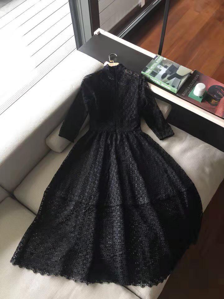 Européenne Partie Nouvelle Style Luxe Marque Femmes De Robe Wd02410 2019 Printemps Célèbre Design Mode 4APq4zxwg