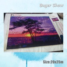 Embroidery Landscape Diamond Painting