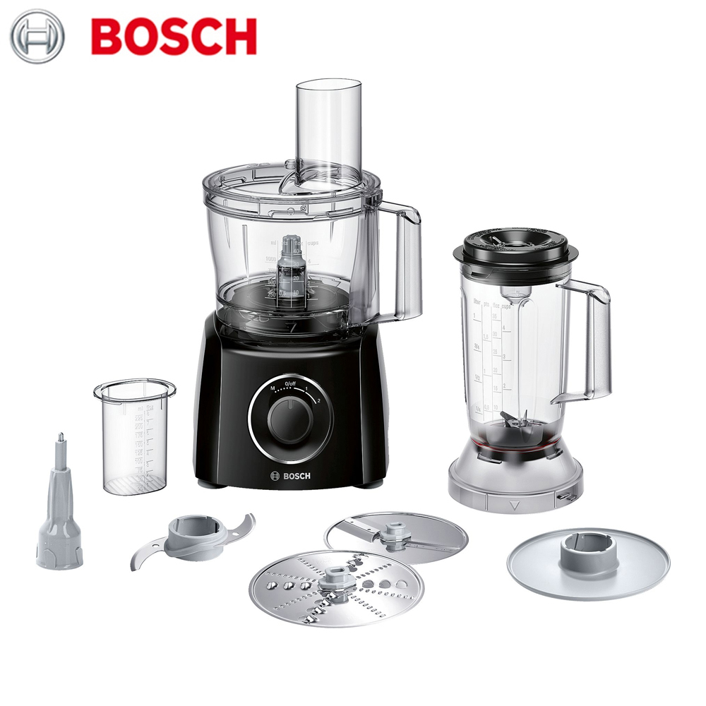 Фото - Food Processors Bosch MCM3201B home kitchen appliances machine tools automatic cooking assistant stainless steel spiral coil reverse screw knife pendulum kitchen cooking tools