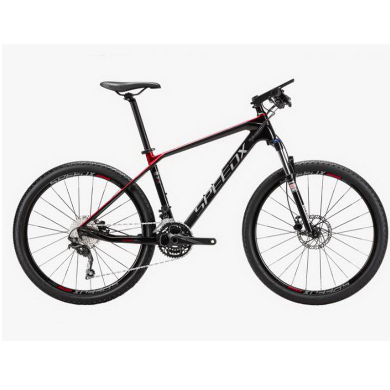 180803 Riding intelligent carbon fiber mountain bike bike male student bike trolley car two disc brakes 30 speed in Bicycle from Sports Entertainment