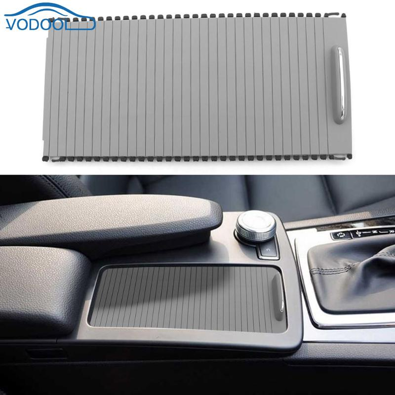 Center Console Cover Slide Roller Blind for Benz C Class W204 S204 E CLass W212 S212
