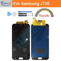 LCD Screen For Samsung J7 Pro 2017 LCD J730 J730F LCD Display+Touch Screen Digitizer Assembly For Samsung J7 2017 Repair Parts
