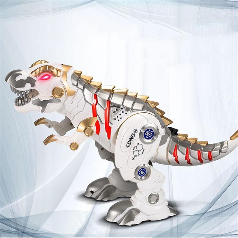 inteligente de controle remoto modelo de simulacao de dinossauro dinossauro mecanico recarregavel brinquedo eletronico pet brinquedos