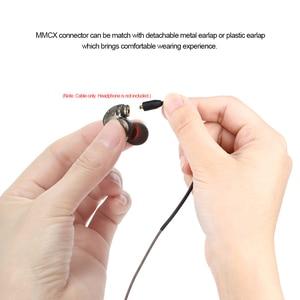 Image 5 - Shure se215/se315/se425/se535 ue900 이어폰 업그레이드 용 mmcx 케이블 교체 케이블 3.5mm 유선 헤드폰 오디오 케이블