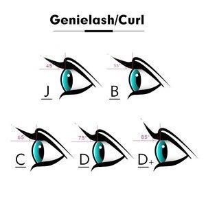 Image 4 - Genielash extensions de cils individuels, professionnels, en Faux vison, volume russe, 10 pièces
