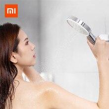 Xiaomi Mijia Diiib, 3 режима, ручная насадка для душа, набор, 360 градусов, 120 мм, 53 отверстия для воды, с ПВХ, Matel, мощный массажный Душ