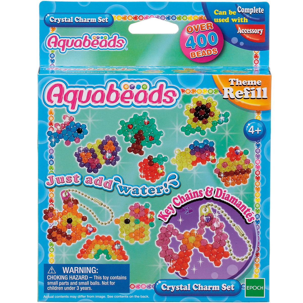 Aquabeads Beads Toys 7240123 Creativity Needlework For Children Set Kids Toy Hobbis Arts Crafts DIY
