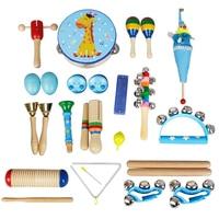 22pcs/Set Baby Kids Learning Education Toy Musical Instrument Toys Set Educational Music Toy Kids Set