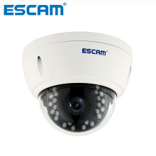 Escam QD420 Dome IP Camera H.265 4MP 1520P Onvif P2P IR Outdoor Surveillance Night Vision Security CCTV Camera Android iPhone стоимость
