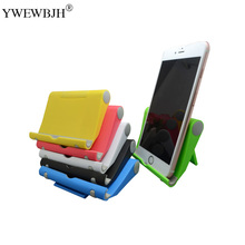цена на YWEWBJH Universal Tablet PC Holder For iPad Holder Tablet Stand Mount Adjustable Desk Support Flexible Mobile Phone Stand