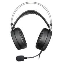 NUBWO N7 игровая гарнитура PS4 бас шлем игровые наушники гарнитуры С микрофоном Mic для Xbox one Новый/PC Gamer/nintendo переключатель