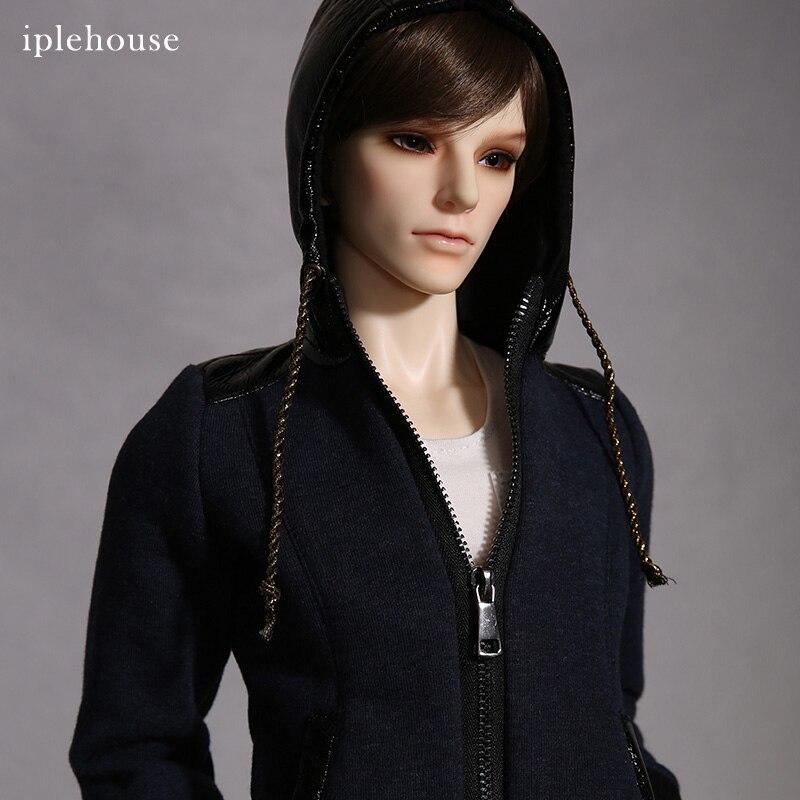 New Arrival Iplehouse IP Eid Carved Heritage Leonard bjd sd doll1 3 body model High Quality