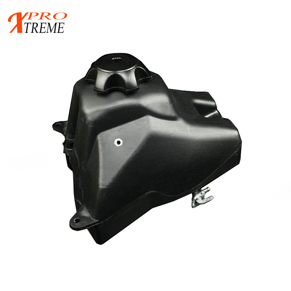 Black New Fuel Gas Petrol Tank For Honda XR50 CRF50 Pit Bike 50 70 90 Motocross Enduro Racing Motorcycle Supermoto Off Road