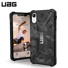 Защитный чехол UAG для iPhone XR серия Pathfinder цвет Черный камуфляж/111097114061/32/4