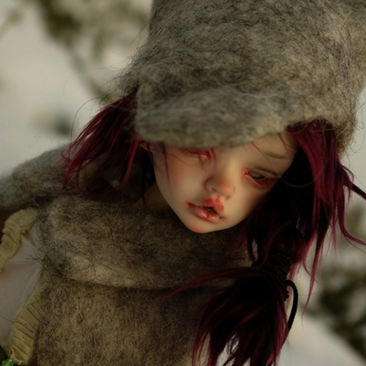 New Arrival BJD Doll DIM Laia 1 4 bjd doll For Girl Oueneifs Doll in Mind