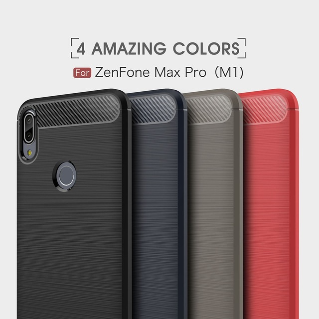 Zenfone MAX Pro M1 M2 ZB631KL ZB630KL Case For ASUS Zenfone 5 ZE620KL Case Soft Thin Cover For Max M2 ZB632KL ZB633KL Cover