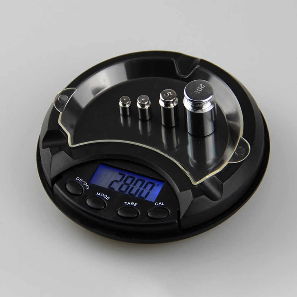 100g/0.01g Multi Function Mini Size Electronic Balance Jewelry Scale Electronic Scale No Battery Included A30