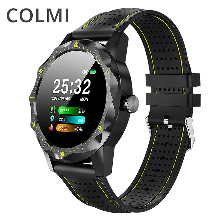 COLMI Sky 1 Smart Watch Fitness Bracelet Watch Heart Rate Monitor IP68 Men Women Sport Smartwatch for Android IOS Phone
