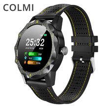 COLMI שמיים 1 חכם שעון כושר צמיד שעון קצב לב צג IP68 גברים נשים ספורט Smartwatch עבור אנדרואיד IOS טלפון