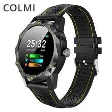 COLMI Gökyüzü 1 akıllı saat Spor Bilezik İzle nabız monitörü IP68 Erkekler Kadınlar Spor Smartwatch Android IOS Telefon için