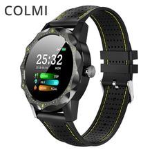 COLMI Sky 1 montre intelligente Fitness Bracelet montre moniteur de fréquence cardiaque IP68 hommes femmes Sport Smartwatch pour Android IOS téléphone