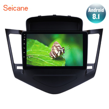 Seicane Android 8.1 2.5D IPS 8-core Car Radio GPS Navigation 9 inch Multimedia Player for 2013 2014 2015 Chevrolet Cruze
