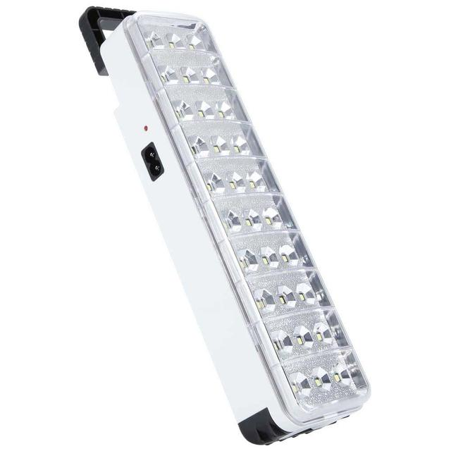 Waterproof 30LED Multi-Function Rechargeable Emergy Light Flashlight Mini 60 LED Emergency Light Lamp For Home Camp Outdoor 3