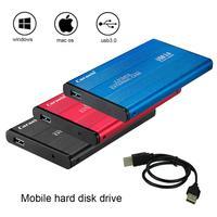 Портативный 2,5 HDD 1 ТБ внешний жесткий диск 2,5