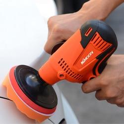 KKmoon 800W Grinder Polishing Machine Poilsh Adjustable Speed Car Electric Polisher Waxing Machine Auto Furniture Polishing Tool