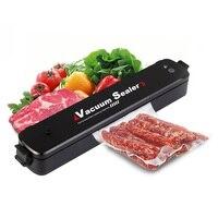 FIMEI LP 11 Home 90W AC110V 240V Vacuum Sealer Automatic Packing Machine 15 Bags