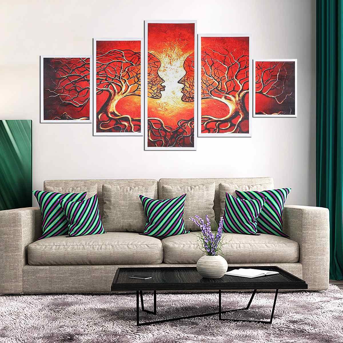 Uitgelezene Goede Koop Canvas Frameloze DIY Foto Nummers Kit Muur Schilderen NC-27