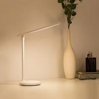 Rechageable LED Interruptor de Toque Lâmpada de Mesa regulável 3 Cores Dobrável Decoração Do Escritório Luz Estudo Luz Moderno Levou Candeeiros De Mesa|Luminária de mesa| |  -