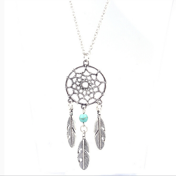 QCOOLJLY Choker Necklace Chain Pendants Collares Silver-Color Colgante Sautoir Gioielli