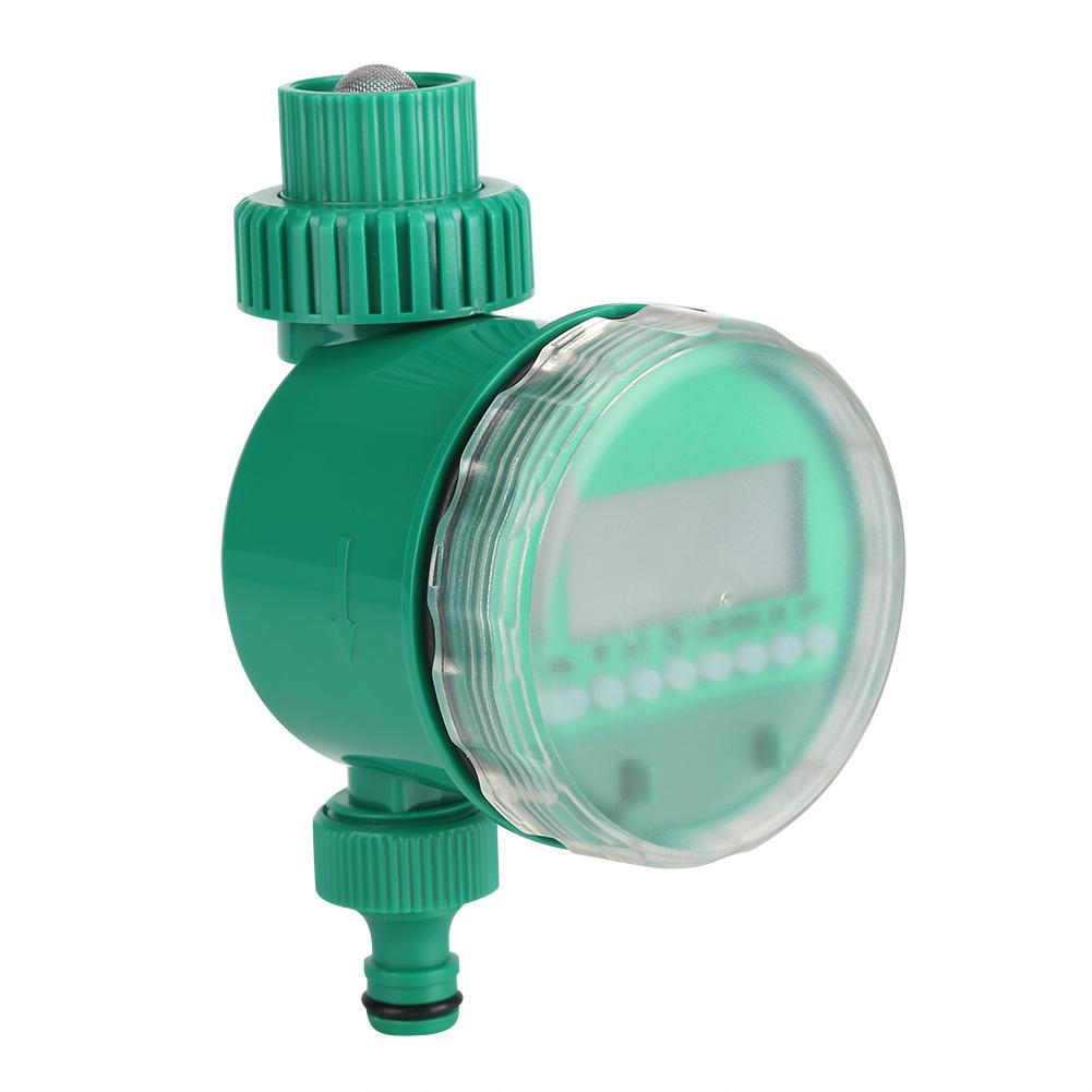 Water-Timer Ball-Valve Irrigation-Programmer Intelligent-Flowers Digital Garden Electronic