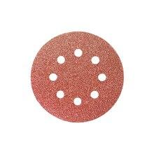 Круг абразивный перфорированный MATRIX 73804 P 80, 5 шт