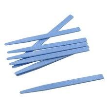 5 шт. стоматологический смешивающий шпатель, стоматологический нож для смешивания, пластиковый цементный порошковый нож для смешивания штукатурки, смешивающий Стоматологический материал, стоматологический лабораторный инструмент