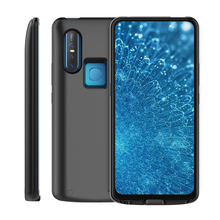 5000mAh Battery Charger Case For Vivo S1 Extended Battery Backup Power Bank Protective Cover Back Fundas Bateria Charging Case
