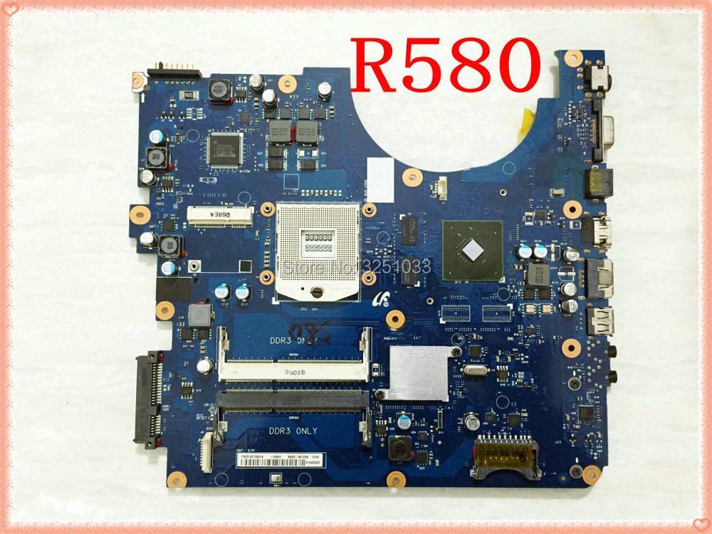 for Samsung R580 NP R580 BA92 06627A BA92 06130B Laptop Motherboard BA41 01174A BA41 01175A BA41