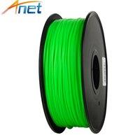 High Quality 3D Printer Filament PLA&ABS 1.75mm Plastic Rod Consumables Material Refills For Maker Bot RepRap 3d Filaments
