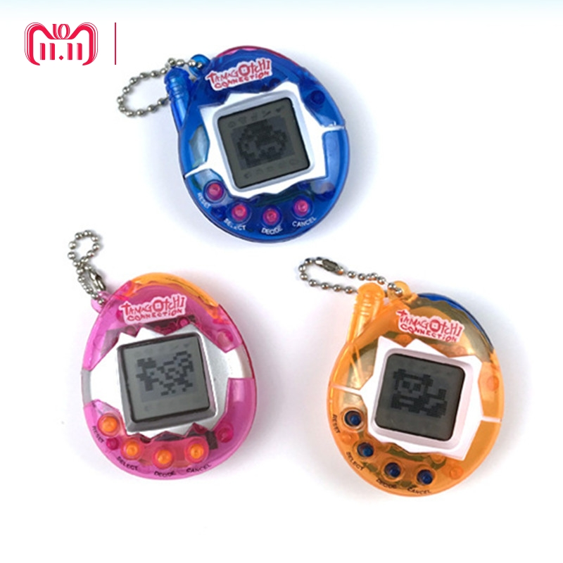 DROPSHIPPING Tamagotchis Electronic Pets Toys 90S Nostalgic 49 Pets in One Virtual Cyber Pet Toy Kering Gift Toys For Kid цена