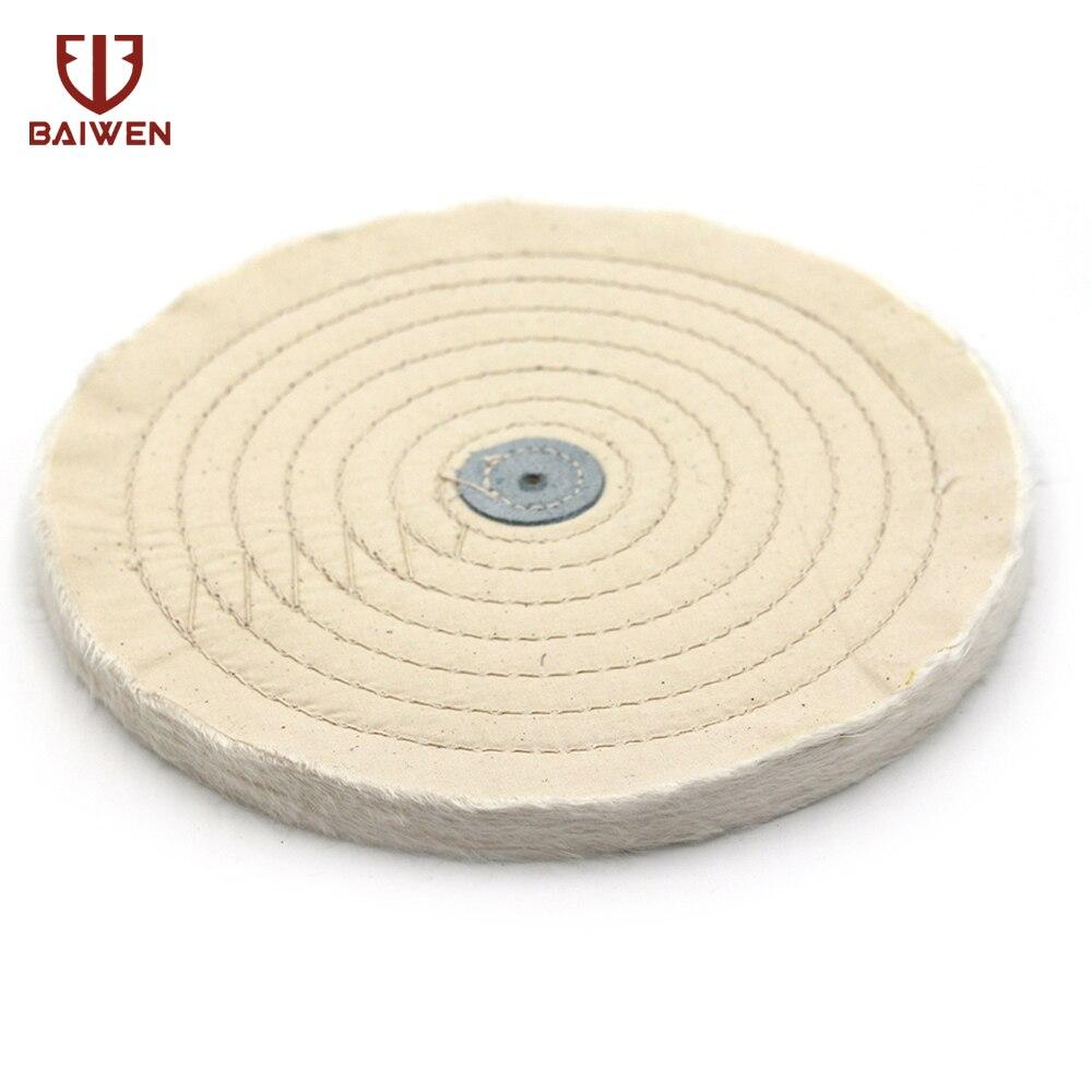 1 Pc 14 Inch Tuch Polieren Rad Mühle Für Holz Metall Schmuck Polieren Tools Tuch Polieren Rad 350mm