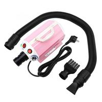 Professional Pet Hair Dryer Dog Grooming Force Blower with Adjustable Speed Pet Supplies