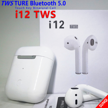 Get more info on the i12 tws Touch control Earbuds Bluetooth Earphone Wireless earphones 3D Surround Sound & Charging box for iPhone & Android phone